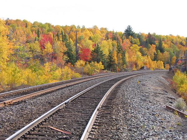 Canadian Pacific Railway - Levack, Ontario